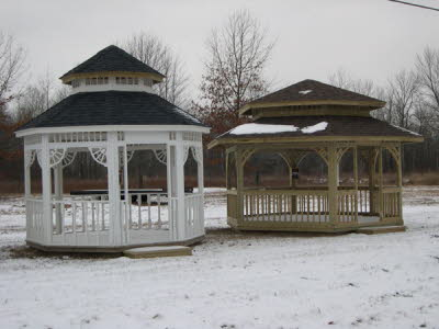 Display Gazebos